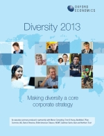 Diversity 2013: Making diversity a core corporate strategy