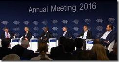 Digital transformation at Davos