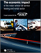The economic impact of the motor vehicle full-service leasing and rental sector