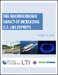 The Macroeconomic Impact of Increasing U.S. LNG Exports