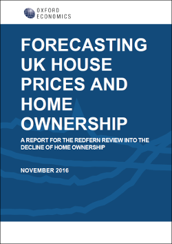 Modelling regional house prices in the uk