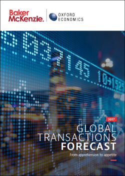Baker McKenzie Global Transactions Forecast 2017