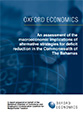 An assessment of the macroeconomic implications of alternative strategies for deficit reduction in the Commonwealth of the Bahamas