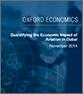 Quantifying the economic impact of aviation in Dubai