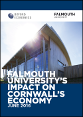 Falmouth University's impact on Cornwall's economy