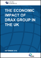 Economic impact of Drax in the UK